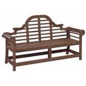 Alexander Rose Sherwood Lutyens Bench 6ft