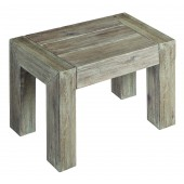 Alexander Rose Grey Painted Bench 0.6Mx04M