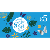 £5 National Garden Gift Vouchers