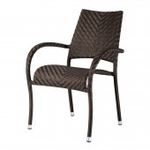 Alexander Rose Ocean Fiji Stacking Armchair