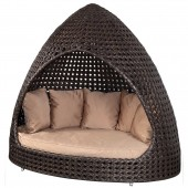 Alexander Rose Ocean Relax Hut W.Cushion