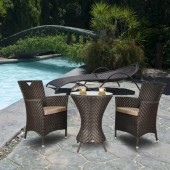Alexander Rose Ocean Wave Bistro Set