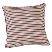 Alexander Rose Polyester Scatter Cushion Berry Stripe