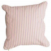 Alexander Rose Polyester Scatter Cushion Lavender Stripe