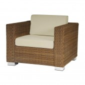 Alexander Rose San Marino Lounge Chair W.Cush