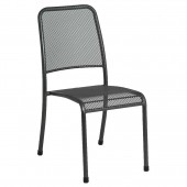 Alexander Rose Portofino Stacking Side Chair