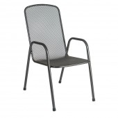 Alexander Rose Portofino Highback Stacking Chair High Back
