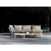Alexander Rose Beach Lounge 3 Seat Sofa Set