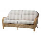Desser Centurion Light Oak 3 Seater Sofa