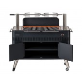 Everdure by Heston Hub Charcoal BBQ