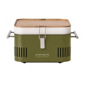 Everdure by Heston Cube Portable Charcoal BBQ - Khaki