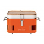 Everdure by Heston Cube Portable Charcoal BBQ - Orange