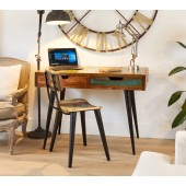 Coastal Chic Laptop Desk / Dressing Table