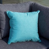 Hartman Square Weatherproof Scatter Cushion - Jade