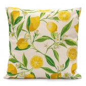 LG Outdoor Lemon Tree Scatter Cushion