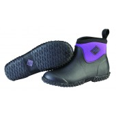 Muck Boot Womens Muckster Ankle Purple