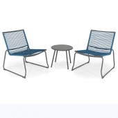 Kettler Metro Lounge Duo Set Blue
