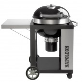 Napoleon 57cm Pro Charcoal Kettle BBQ with Cart