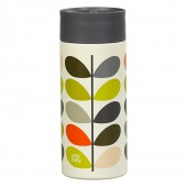 Orla Kiely 350ml Travel Mug - Multi Stem