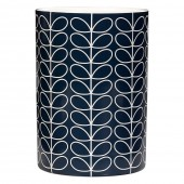 Orla Kiely Ceramic Utensils Pot - Linear Stem Slate