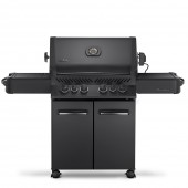 Napoleon Phantom Prestige 500 Gas BBQ - Matt Black