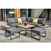 Hartman Singapore Lounge Corner Sofa Set