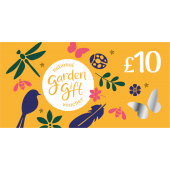 £10 National Garden Gift Vouchers