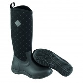 Muck Boot Arctic Adventure Black Quilt