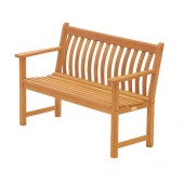 Alexander Rose Acacia Broadfield 4Ft Bench (Fsc 100%)