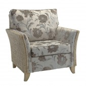 Desser Arlington Chair and Cushions
