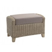 Desser Arlington Footstool and Cushions