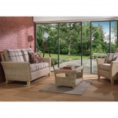 Desser Arlington 3 Piece Suite with 3 Seat Sofa
