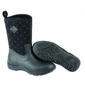 Muck Boot Arctic Weekend Black Quilt