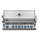 Napoleon Built-in Prestige Pro 665 Natural Gas BBQ