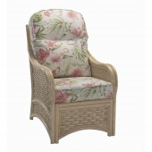Desser Chelsea Chair and Cushions