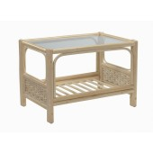 Desser Chelsea Coffee Table and Glass