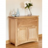 Roscoe Contemporary Oak Small Sideboard