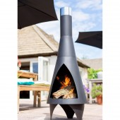 La Hacienda Colorado Medium Chimenea