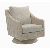 Desser Dijon Natural Wash Swivel Chair