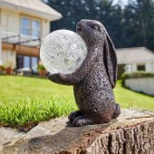 Hare Magic Solar Light by Smart Garden
