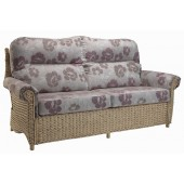 Desser Harlow 3 Seater Sofa and Cushions