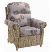 Desser Harlow Chair and Cushions