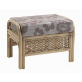 Desser Harlow Footstool and Cushions