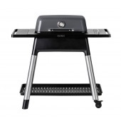 Everdure by Heston Force Gas BBQ - Graphite with FREE Pizza Accessory Bundle