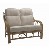 Desser Madrid Light Oak Sofa and Cushions
