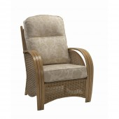 Desser Manila Armchair and Cushions