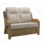 Desser Light Oak Sofa and Cushions