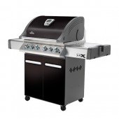 Napoleon LEX 485 Gas BBQ in Black