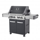 Napoleon Prestige P500 Gas BBQ in Charcoal Grey