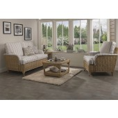 Desser Seville 3 Piece Suite with 3 Seater Sofa